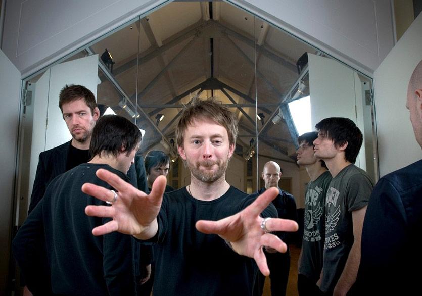 Radiohead'in 12 Yıldır Saklı Kalan Şarkısı Paylaşıldı