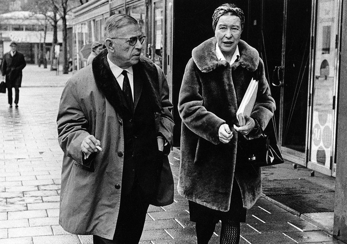 Sartre'ı Sevmiş Olanlara, Sevenlere, Sevecek Olanlara
