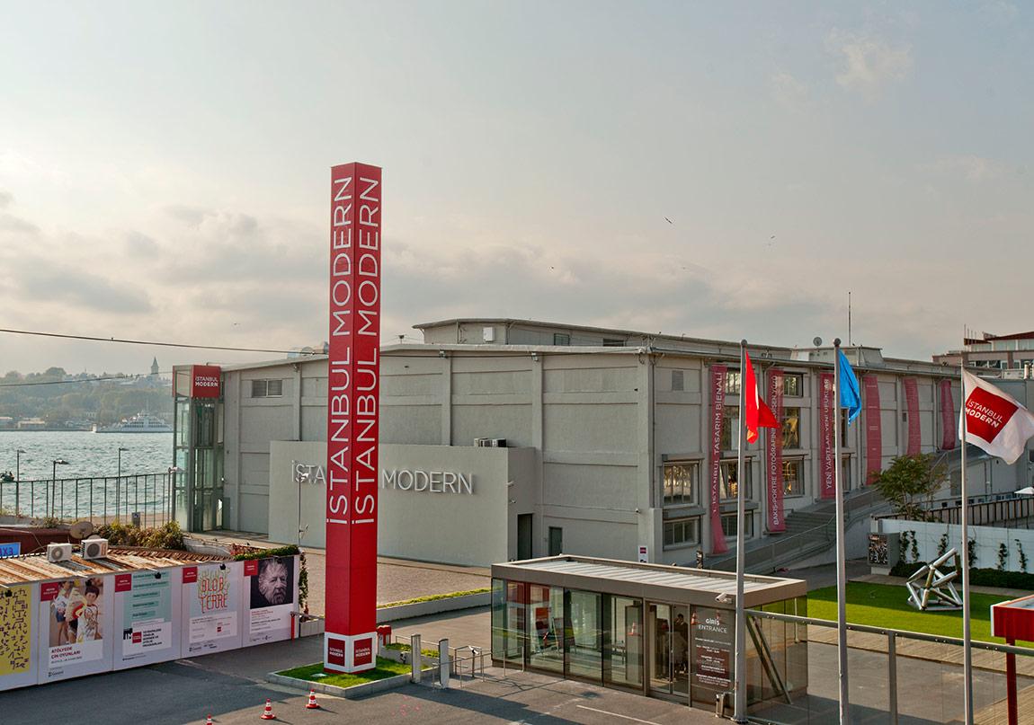 İstanbul Modern 2019'da Yeni Binasında Olacak