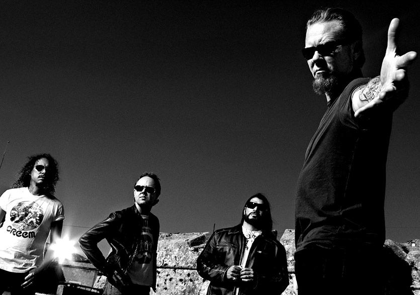 A'dan Z'ye İllüstrasyonlu Metallica Çocuk Kitabı Geliyor