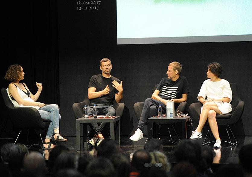 İstanbul Bienali Basın Toplantısı Gerçekleşti