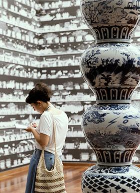 Feleğin Enso Çemberinde: Ai Weiwei