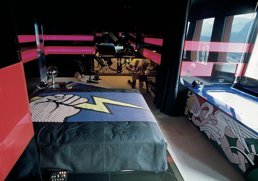 Roy Lichtenstein İmzalı Emaye Pano Açık Arttırmaya Çıkıyor