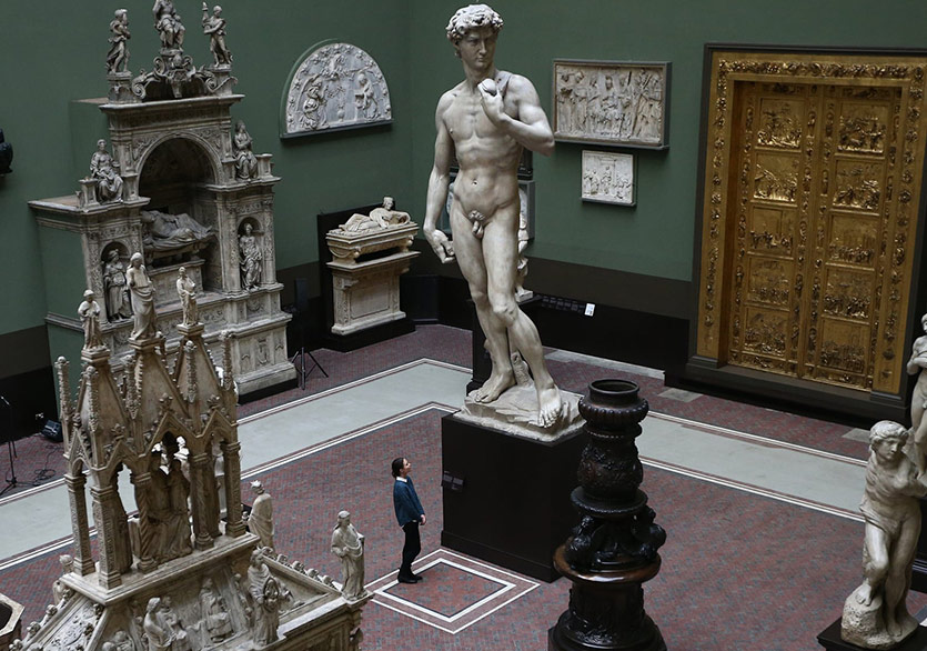 Birleşik Krallık'ta Müzeler LGBTQ Eserlerini Ortaya Çıkarıyor