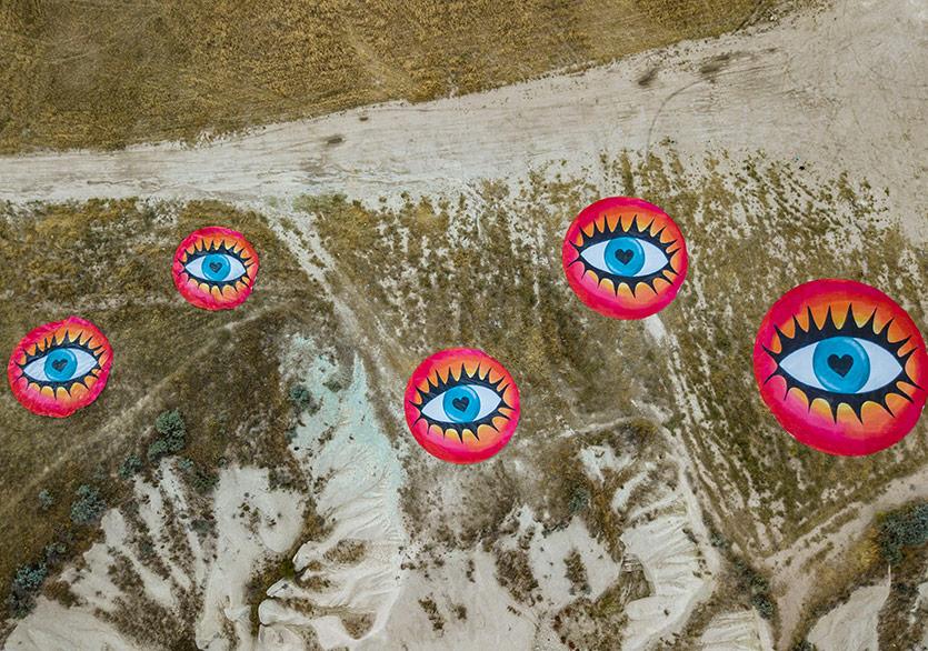 Sevginin Gözü Kapadokya'da
