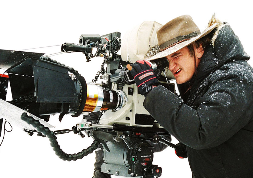 Tarantino'lu Bir Star Trek Filmi