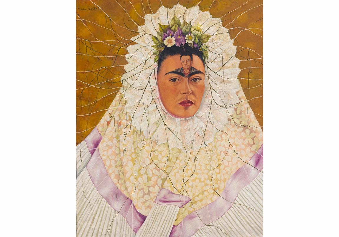 Anti-Prensesler Serisi'nde Frida Kahlo