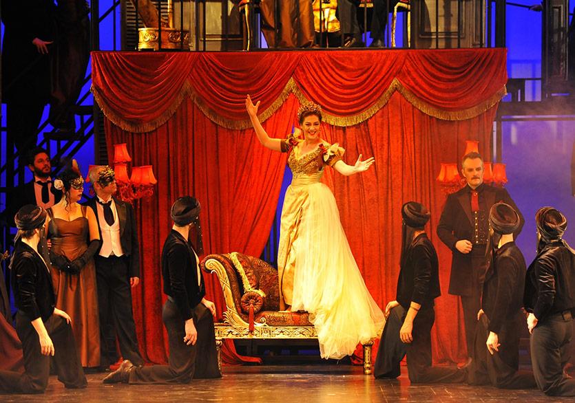 Don Kişot Operası Bu Sezon da Sahnede
