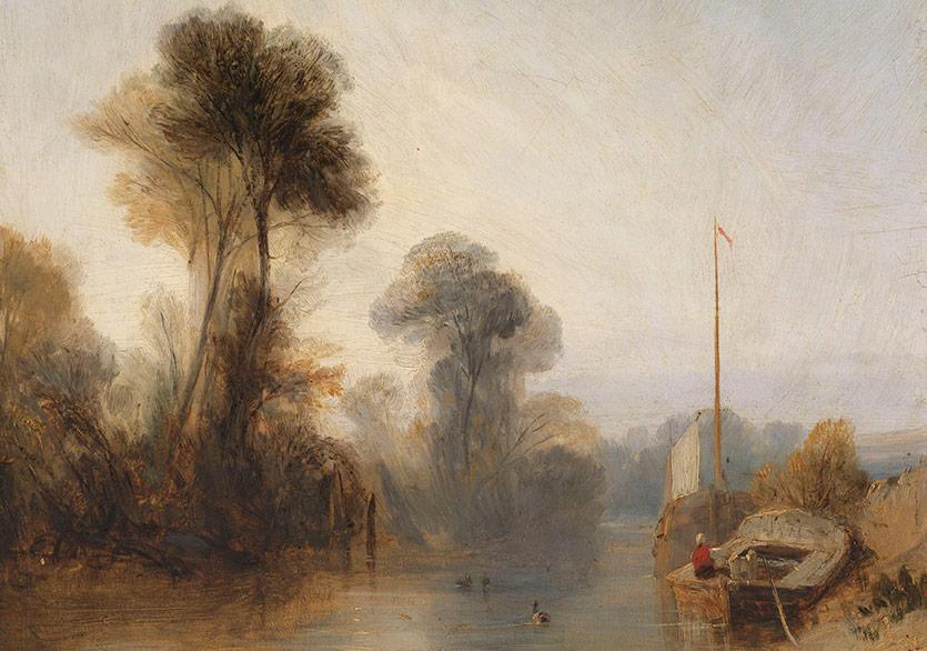 Parkes Bonington'ın Resmi Milli Evine Döndü