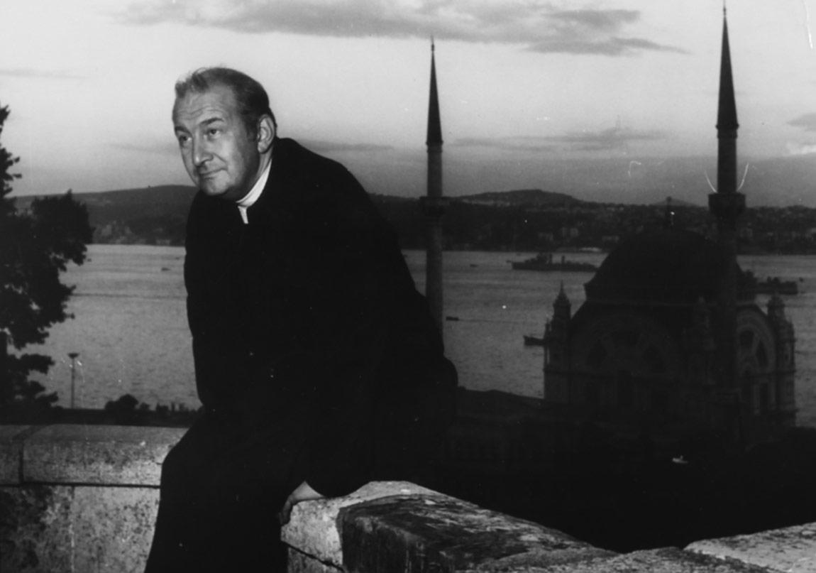 Ataol Behramoğlu'ndan Haldun Taner'in İstanbul'u