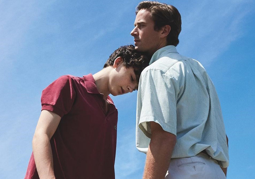 Şeftali Kokulu Call Me By Your Name Plakları!
