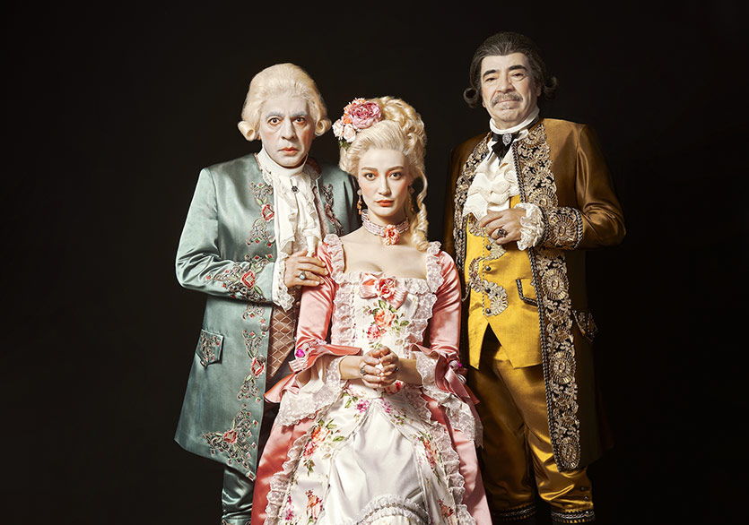 Amadeus Mozart İçin Geri Sayım Sürüyor
