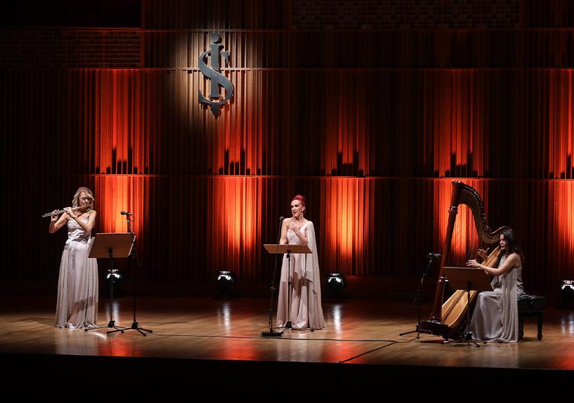 Trio Patara, İş Sanat'a Konuk Oluyor