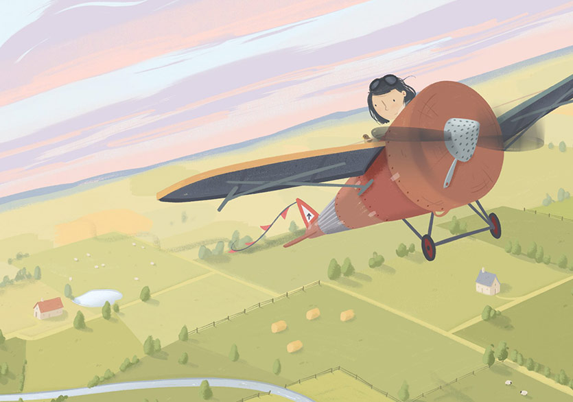 Kırılan Her Şey Düzeltilemez: Uçuş