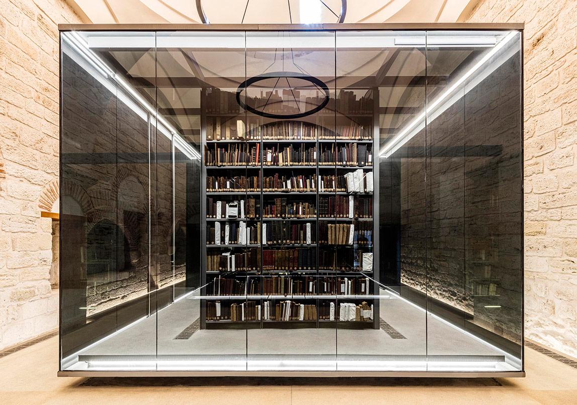 Dünyanın En Güzel Kütüphanelerinden Biri Beyazıt Devlet Kütüphanesi