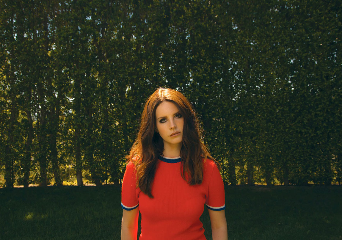 Lana Del Rey Yeni Şarkısını Paylaştı!