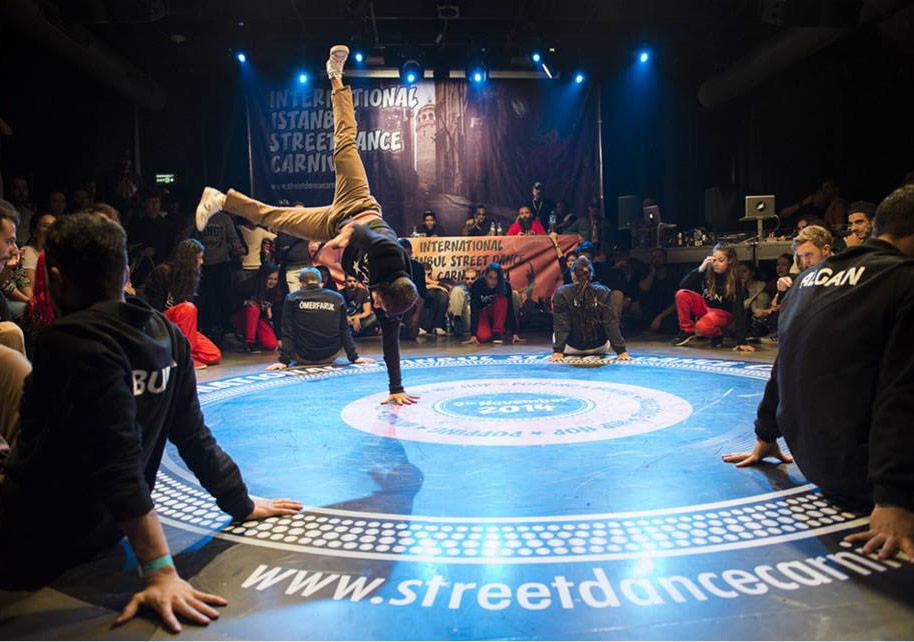 Dansçılar Zorlu PSM'de Buluşuyor