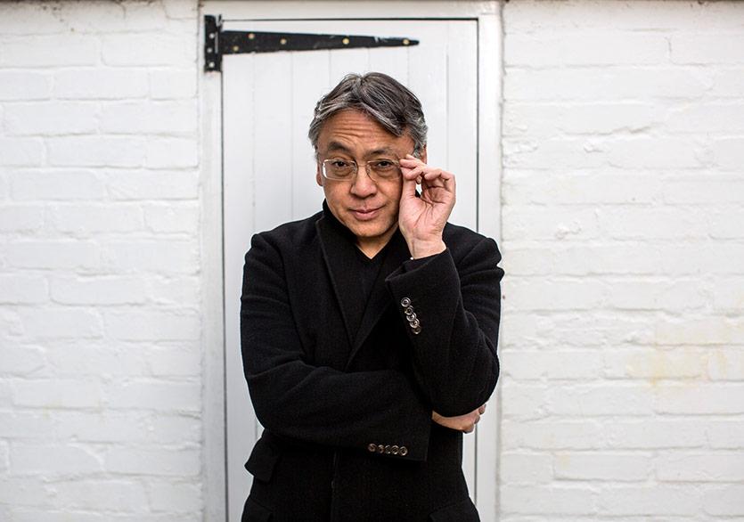 Kazuo Ishiguro'nun Yeni Romanı 2021'de Türkçede