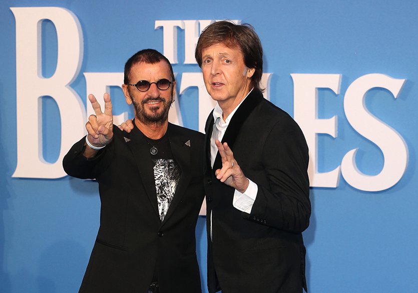 Ringo Starr'dan Doğum Günü Konseri