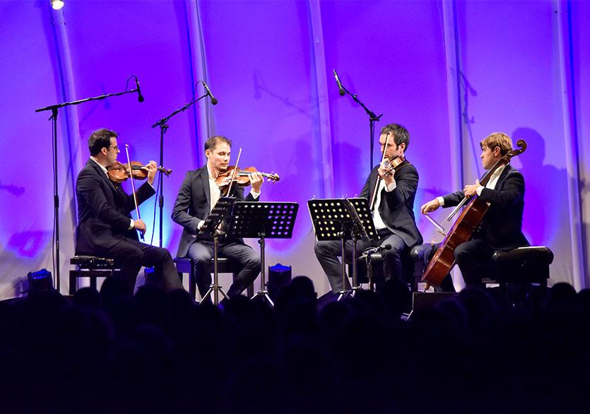 49. İstanbul Müzik Festivali Yaşam Boyu Başarı Ödülü Pēteris Vasks'a Verildi