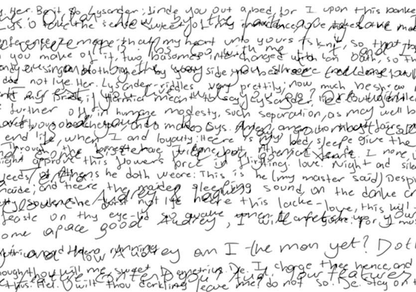 Shakespeare'in Metinlerini Yeniden Yazmak