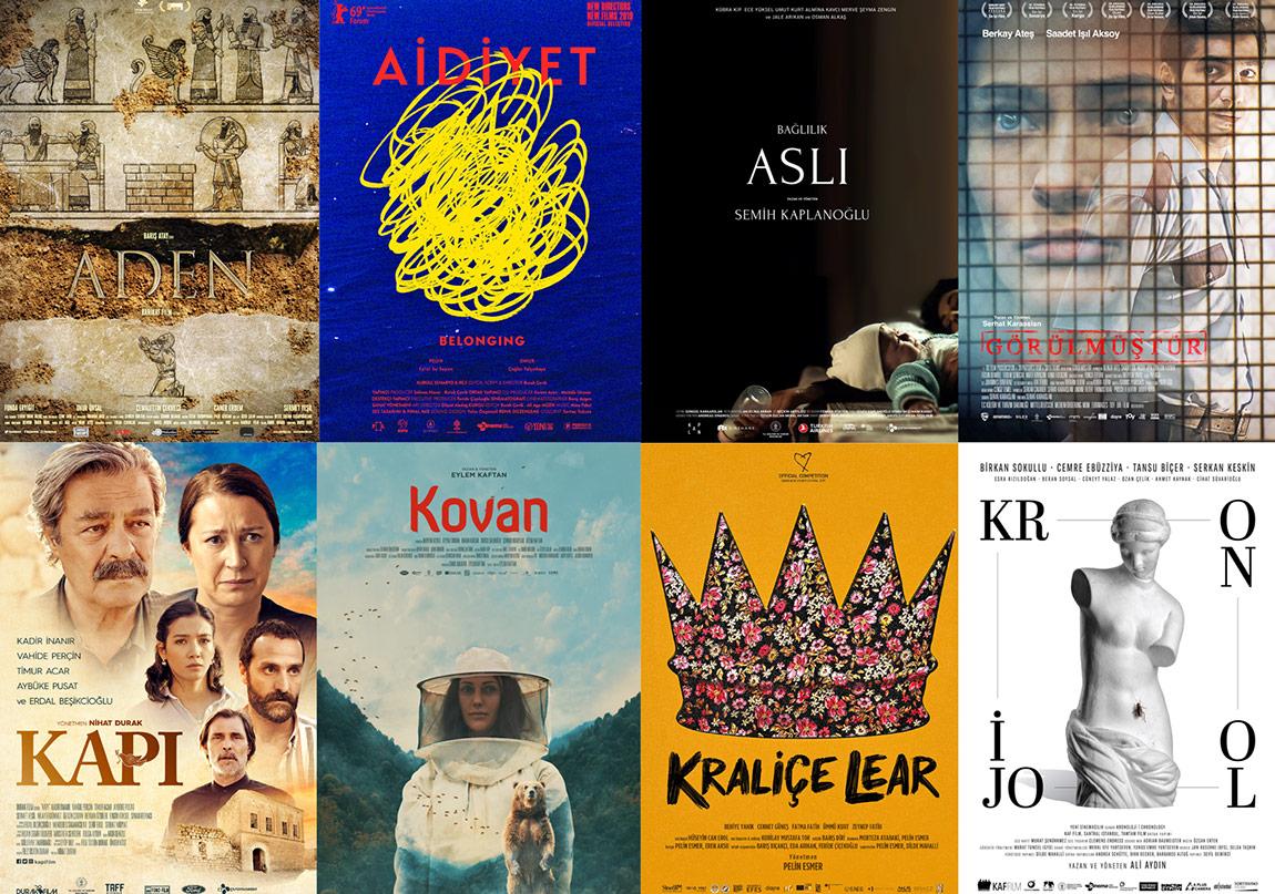 Altın Koza Film Festivali'nin Ulusal Uzun Metraj Film Yarışması Sonuçlandı