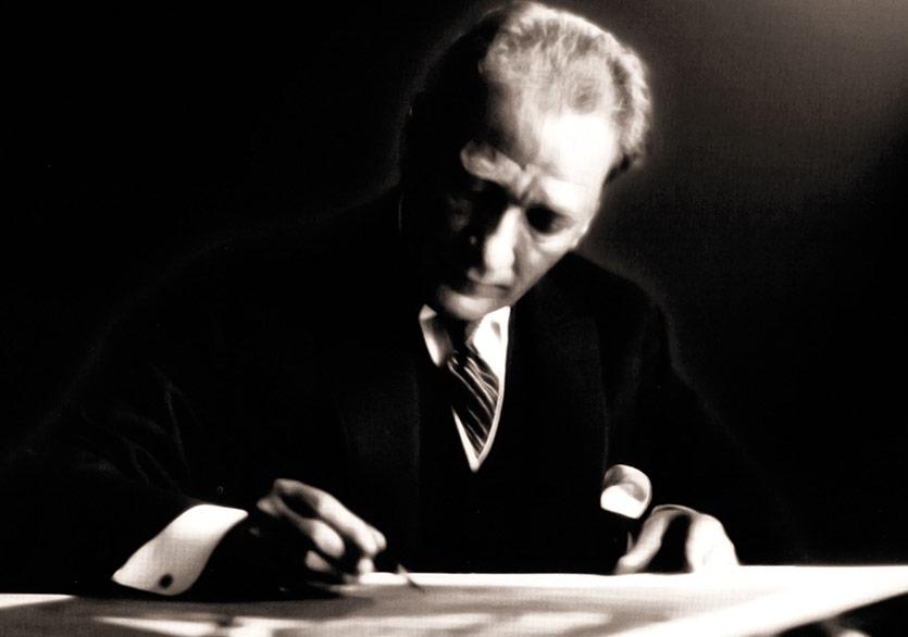 Atatürk Fotoğrafları 42 Maslak'ta