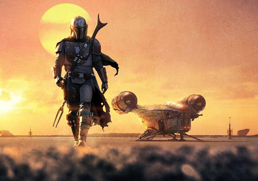 Star Wars Evreninde Geçen The Mandalorian'dan İlk Fragman Yayımlandı