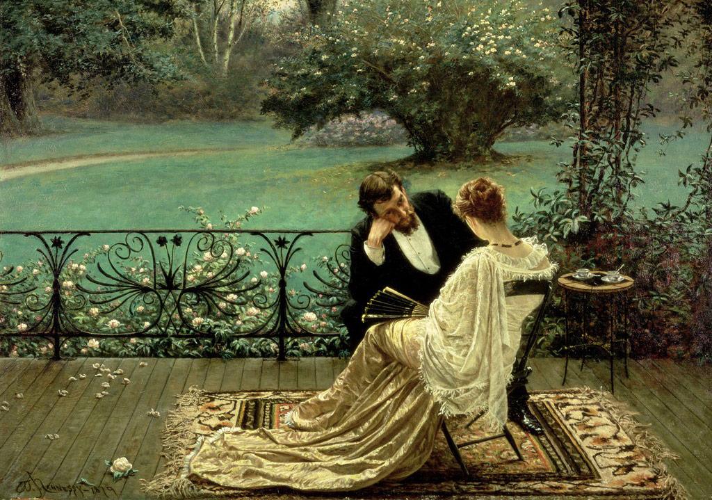 Sanat Tarihinde Âşıklar