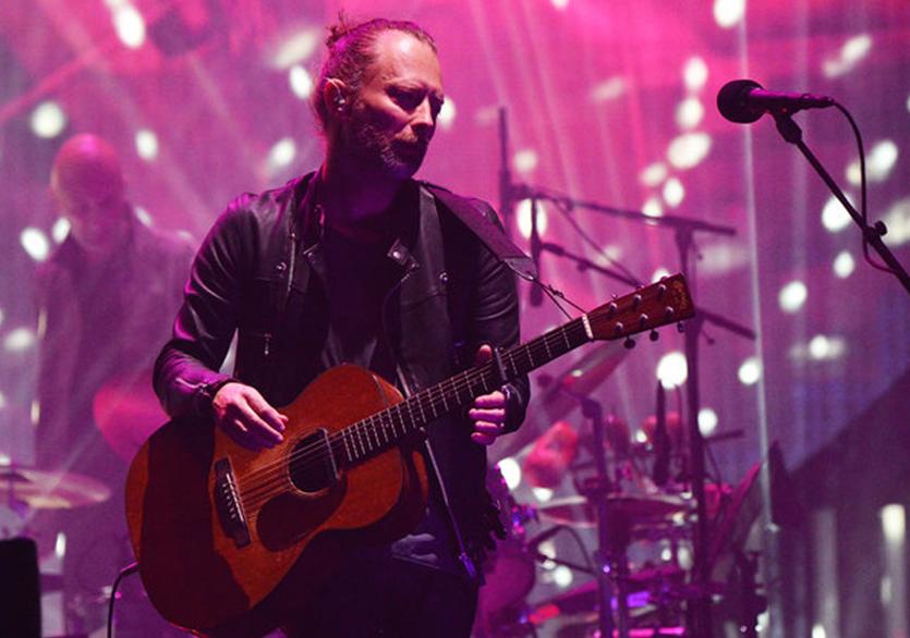 Radiohead Astoria Konser Kaydını Yayımladı