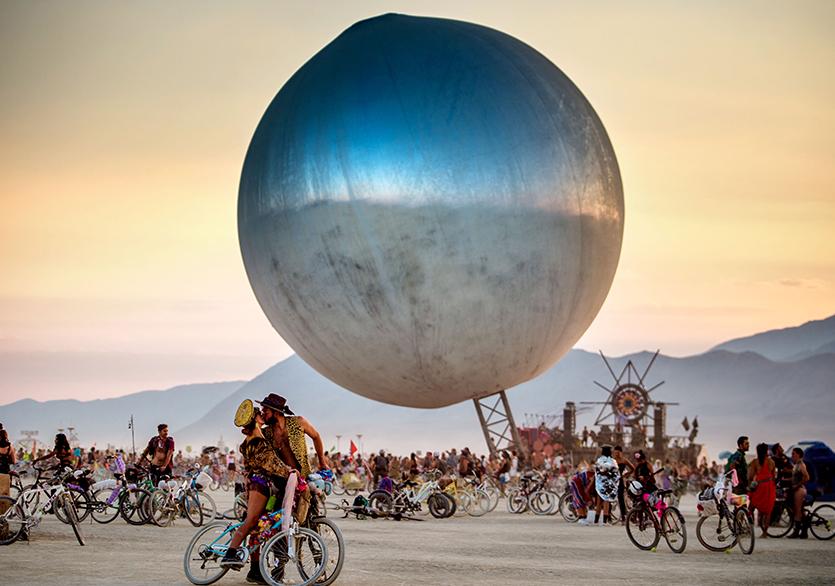 Burning Man Organizatörlerinden Etkinliğin Geleceği İçin Çalışma