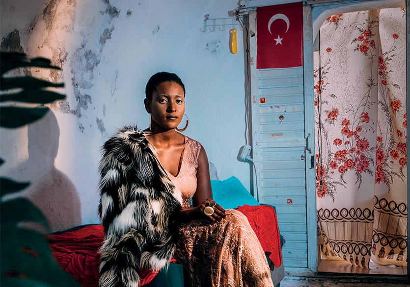 Amina Dünya Prömiyerini Atlanta Film Festivali'nde Yapıyor