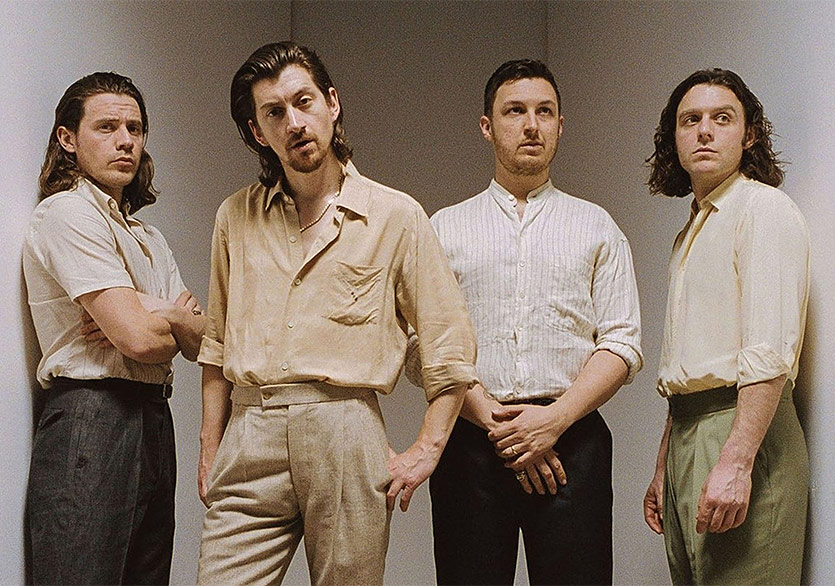 "Arctic Monkeys'in Beklenen ""Live At The Royal Albert Hall"" Albümü Yayında!"