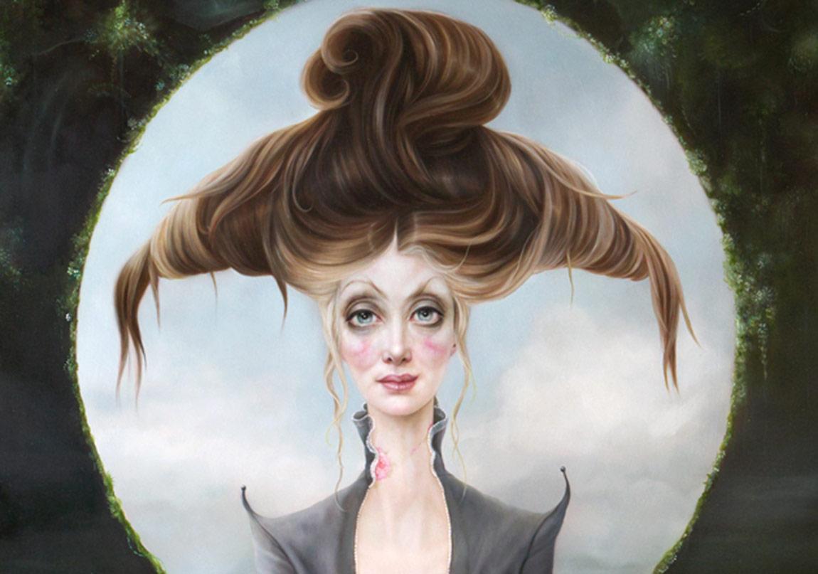 Gotik Kadın Portreleri