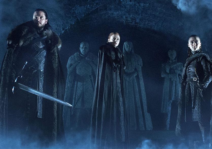 Game of Thrones'un 8. Sezonunun Yayımlanma Tarihi Belli Oldu!