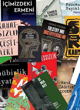 2015 Yılında Yayımlanan En İyi 77 Kitap