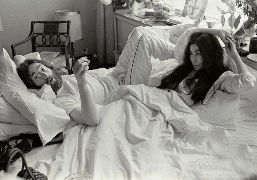 """John Lennon ve Yoko Ono'nun """"Imagine"""" Belgeseli Restore Ediliyor"""