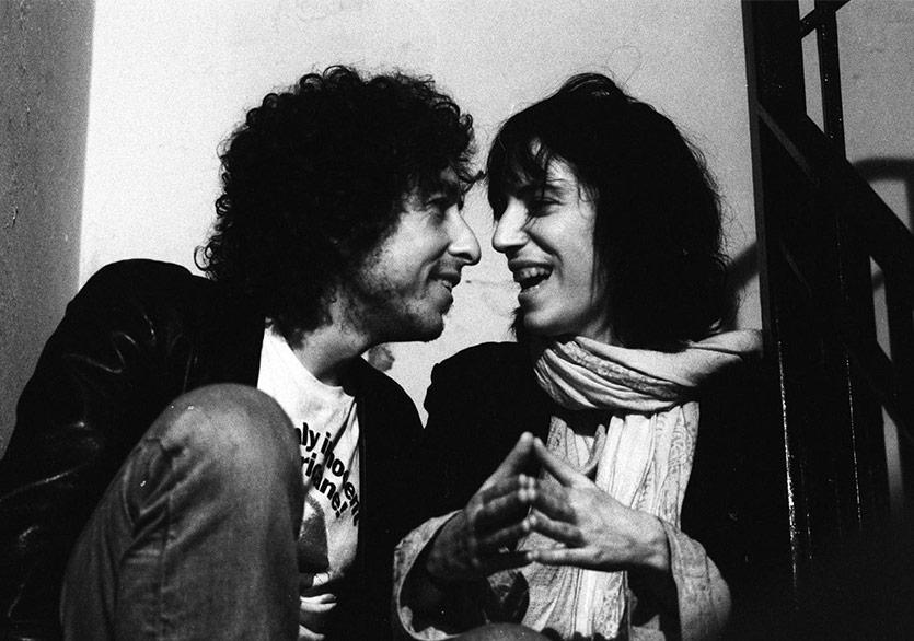 Patti Smith'ten Bob Dylan'ın 80. Doğum Günü İçin Özel Gösteri