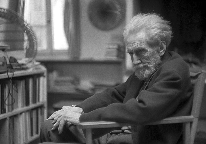 """Ezra Pound'un """"Kantolar""""ının Tamamı 24 Saatte Okunacak"""