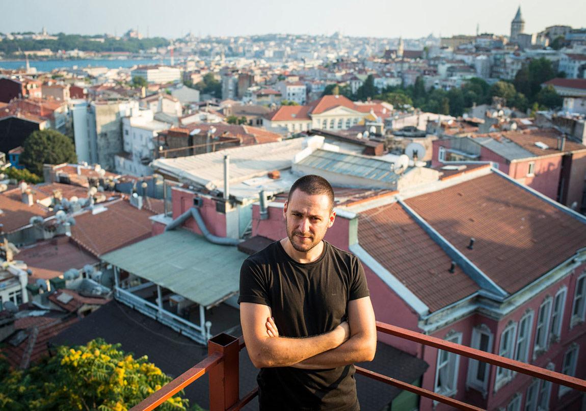 Barış İnce'den Yeni Bir Roman: Sarsıntı