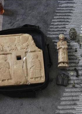 IŞİD ve Tarihi Eser Kaçakçılığı
