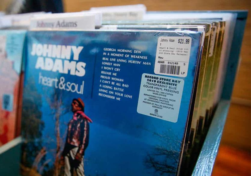 Plaklar 1980'lerden Bu Yana İlk Kez ABD'de CD'lerden Fazla Satıyor