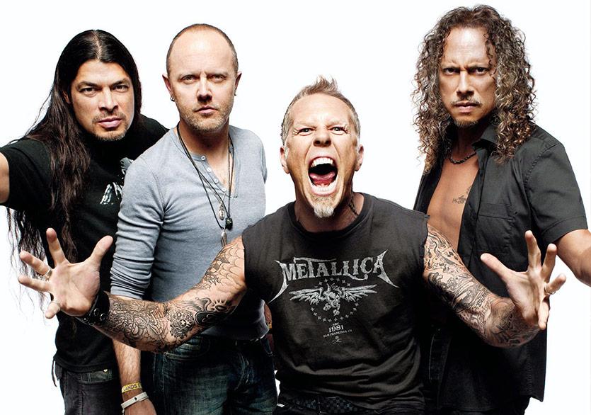 Metallica'nın Yoldaki Albümünden Yeni Şarkı
