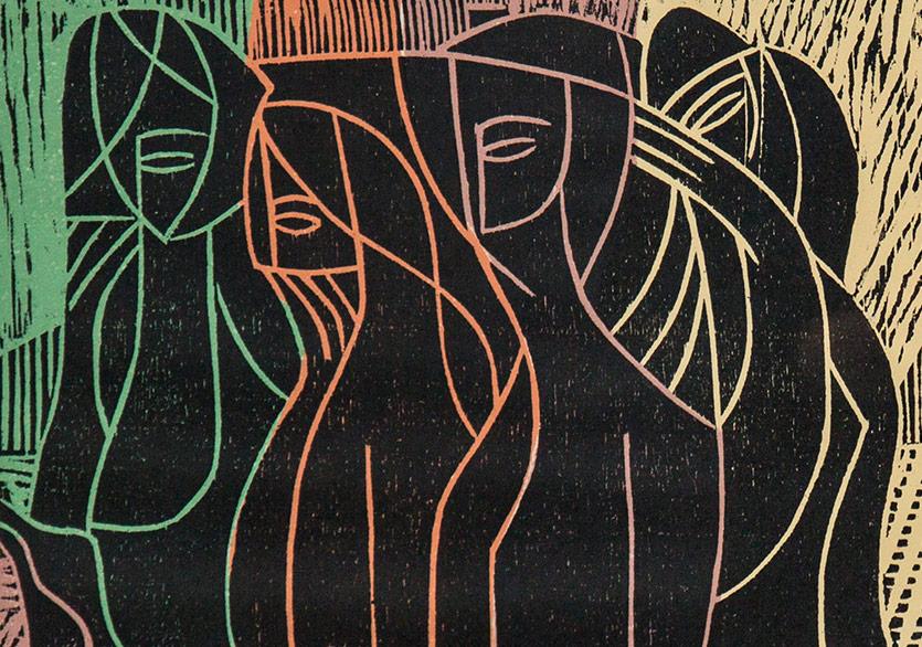 Nail Payza Ölümünün 25. Yılında Galeri Selvin Nişantaşı'nda