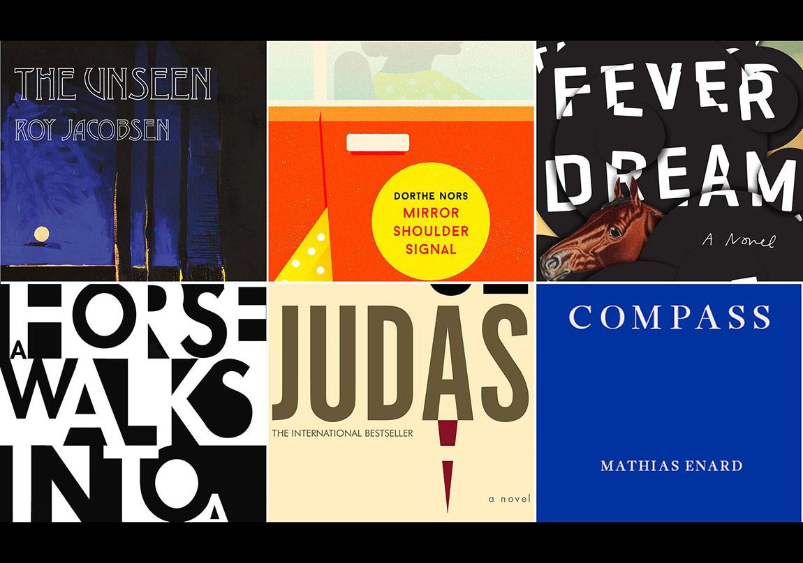 2017 Uluslararası Man Booker Ödülleri Kısa Listesi Açıklandı