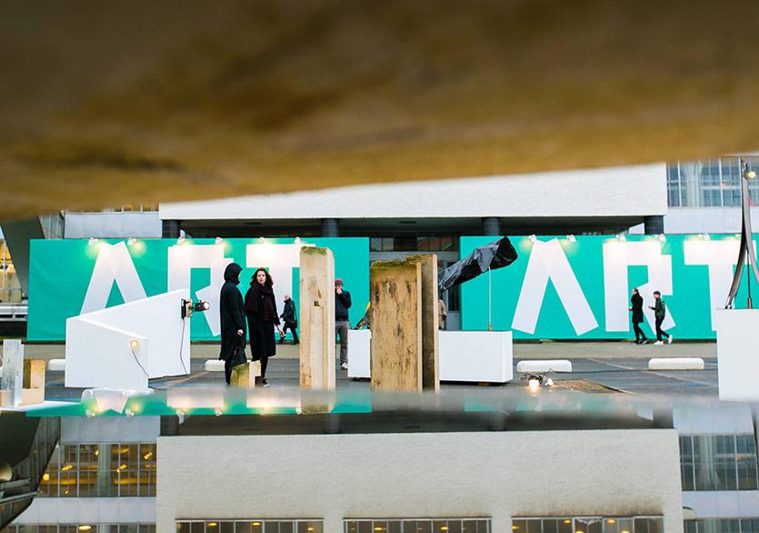 Art Rotterdam 2018 Başladı!