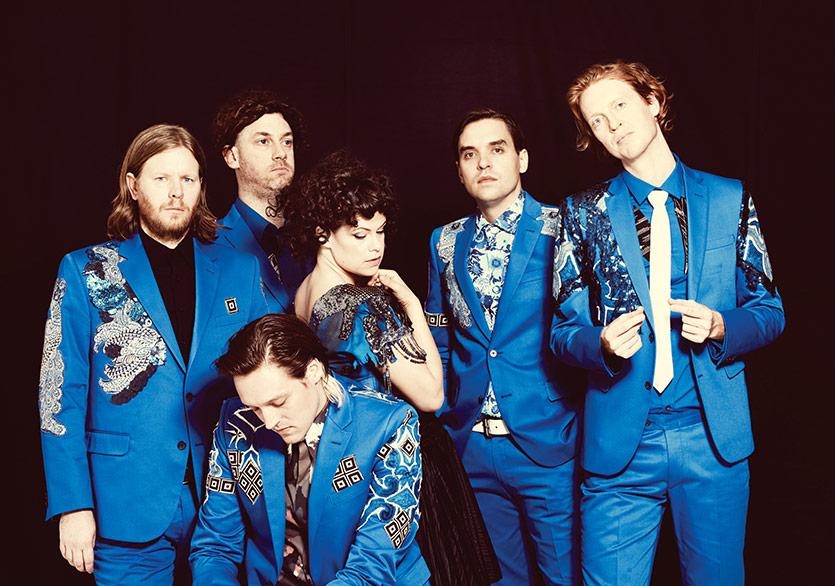 Arcade Fire'dan Tam Tahıllı Klip