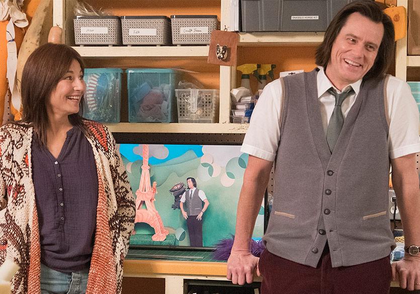 Jim Carrey'li Kidding'ten Yeni Fragman
