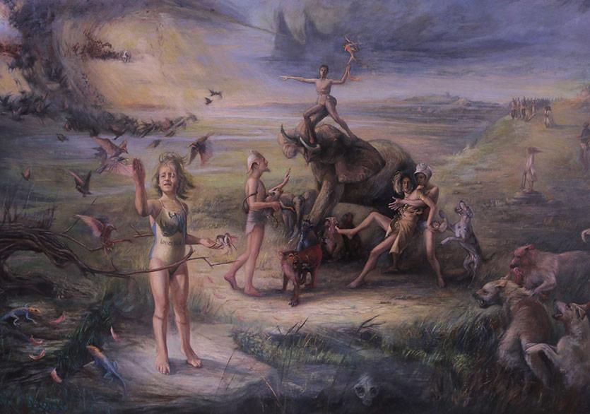 Hayal, Rüya, Akıl, Ruh Birlikteliği ile Yaratılan Sanatın Tarifi