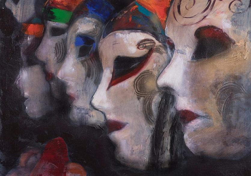 Maskelerin Ardındaki Kimlikler